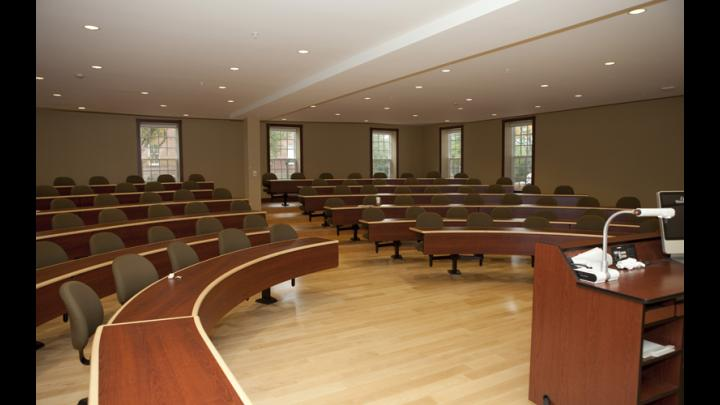 Schwartz School of Business Auditorium at StFX